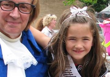 2010 Petunia Festival Parade, Dixon, IL