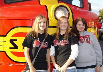 HALL High School 2006 Homecoming - Spring Valley