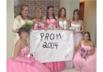 Putnam County High School 2004 Prom - Granville
