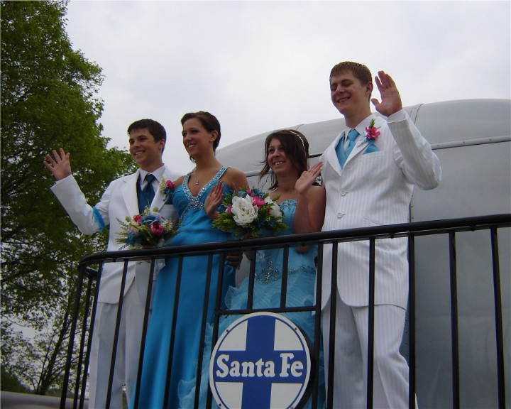 Putnam County High School 2010 Prom - Granville