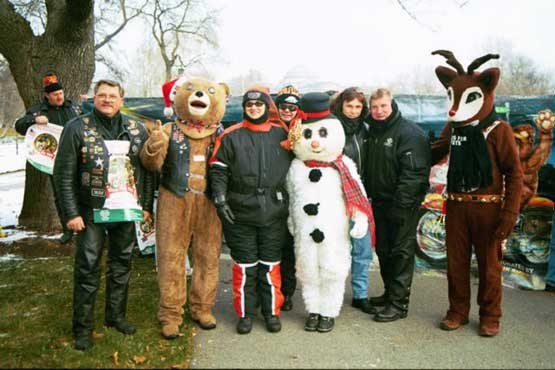 2002 Chicagoland Toys for Tots