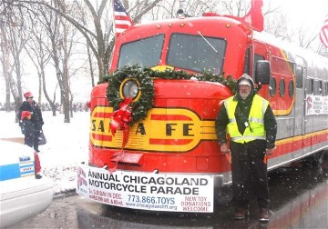 2005 Chicagoland Toys for Tots Parade Pictures