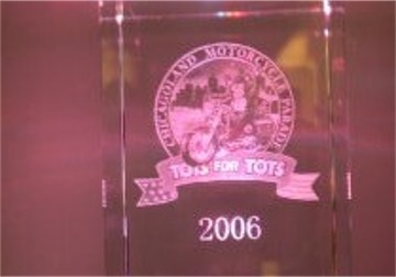 Pictures of the 2006 Chicago Toys for Tots Parade