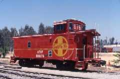 999076 is a Steel bodied caboose built in 1931.