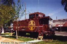 999465 now in Escalon, CA built by ATSF 1942