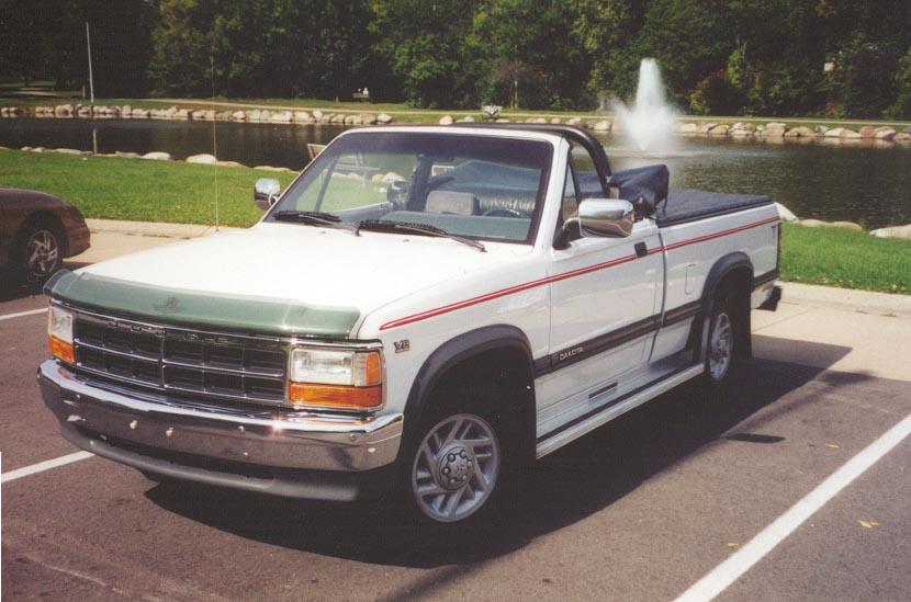 on 1989 Dodge Dakota Convertible For Sale